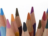 Pencil Crayons 1